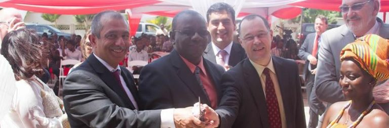 Lancaster University inaugurates campus in Accra