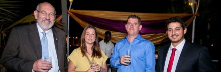 Lancaster University celebrates first anniversary in Ghana