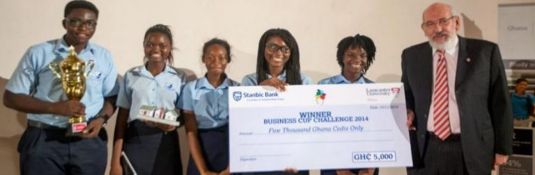 Lancaster University Ghana 2nd Annual Business Cup Challenge Finals