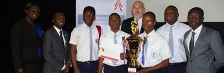 Faith Montessori school wins Lancaster University Business Cup Challenge