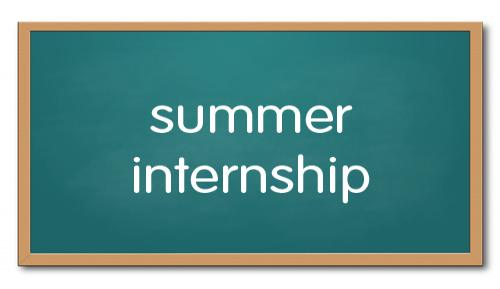 52 students placed for internships this summer