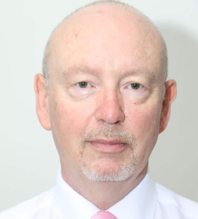 Prof. Dr. Malcolm Peter McIver