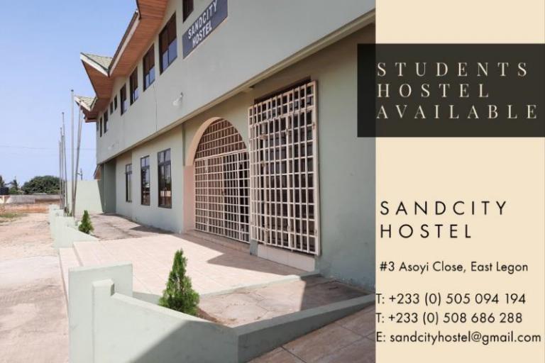 Sandcity Hostel