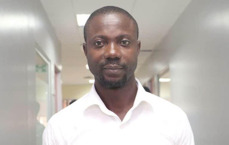 Dr. Charles Amo-Agyemang