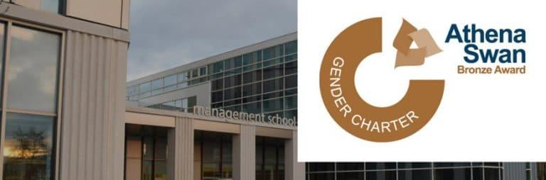 Lancaster University Management School achieves Athena Swan Bronze Award
